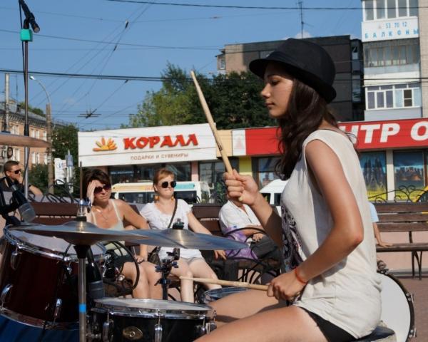 "Фестиваль рок-музыки ""Виват Россия!"""